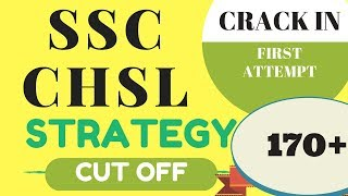 Best strategy to crack SSC CHSL 2018 exam in first attempt//how to crack chsl 2017 exam