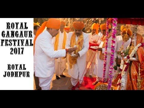 Royal Gangaur Festvial    Jodhpurite    Incredible Jodhpur    Jodhpurites    2017