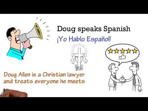 Colorado Springs Car accident lawyer & car accident attorney Doug Allen