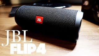 JBL Flip 4 Unboxing + SoundTest