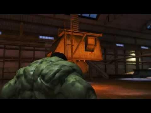 Прохождение Невероятного Халка/The Incredible Hulk - 1 серия