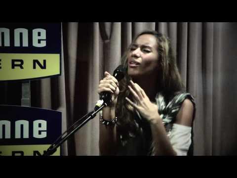 Leona Lewis - Bleeding Love (Live Bei ANTENNE BAYERN)