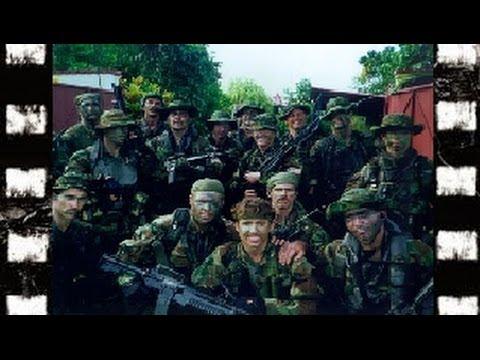 Inwazja wojsk USA na Paname 1989.