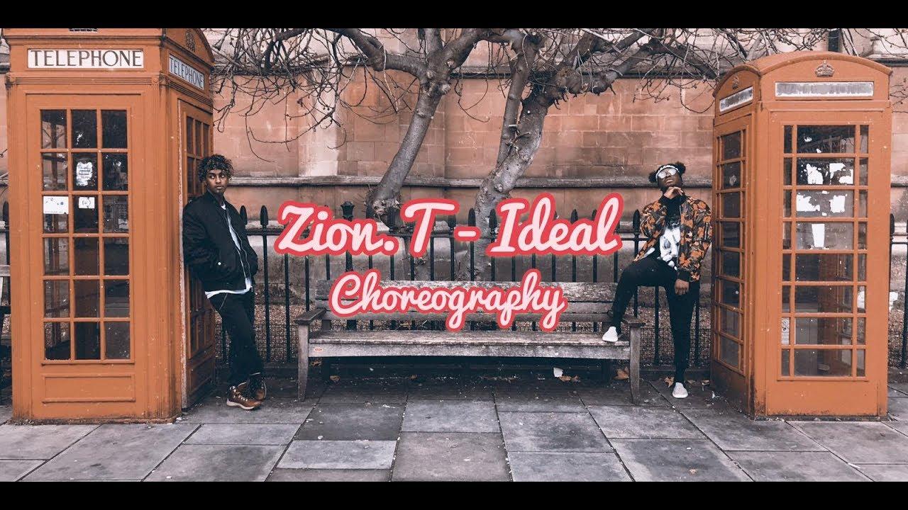 [SADERS] Zion.T (자이언티) - Ideal (아이돌) | CHOREOGRAPHY