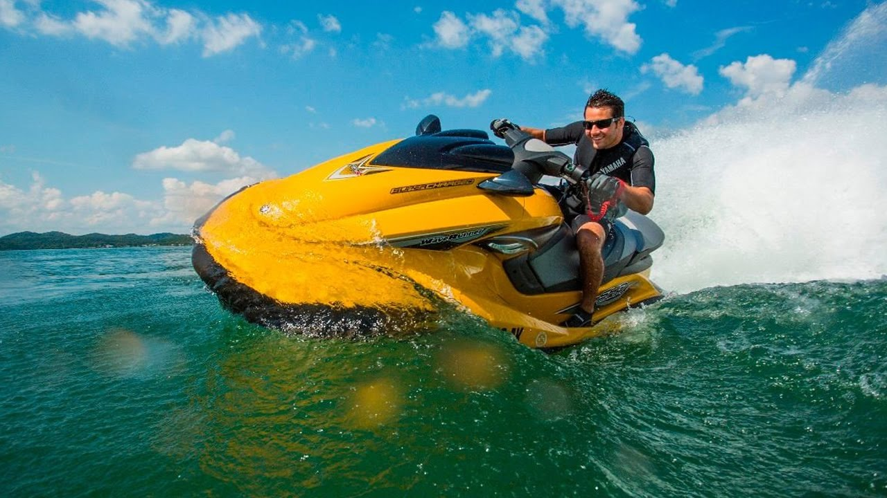 Miami Beach Jet Ski Al Coupon Chasing Firefly