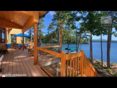 22 Cattle Landing   Meredith, New Hampshire waterfront homes