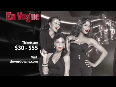 En Vogue in concert Friday, August 18, 2017 | Dover Downs Hotel & Casino