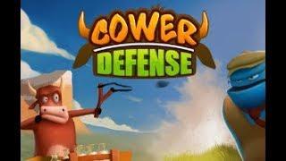 Cower Defense (Walkthrough Facebook Game)
