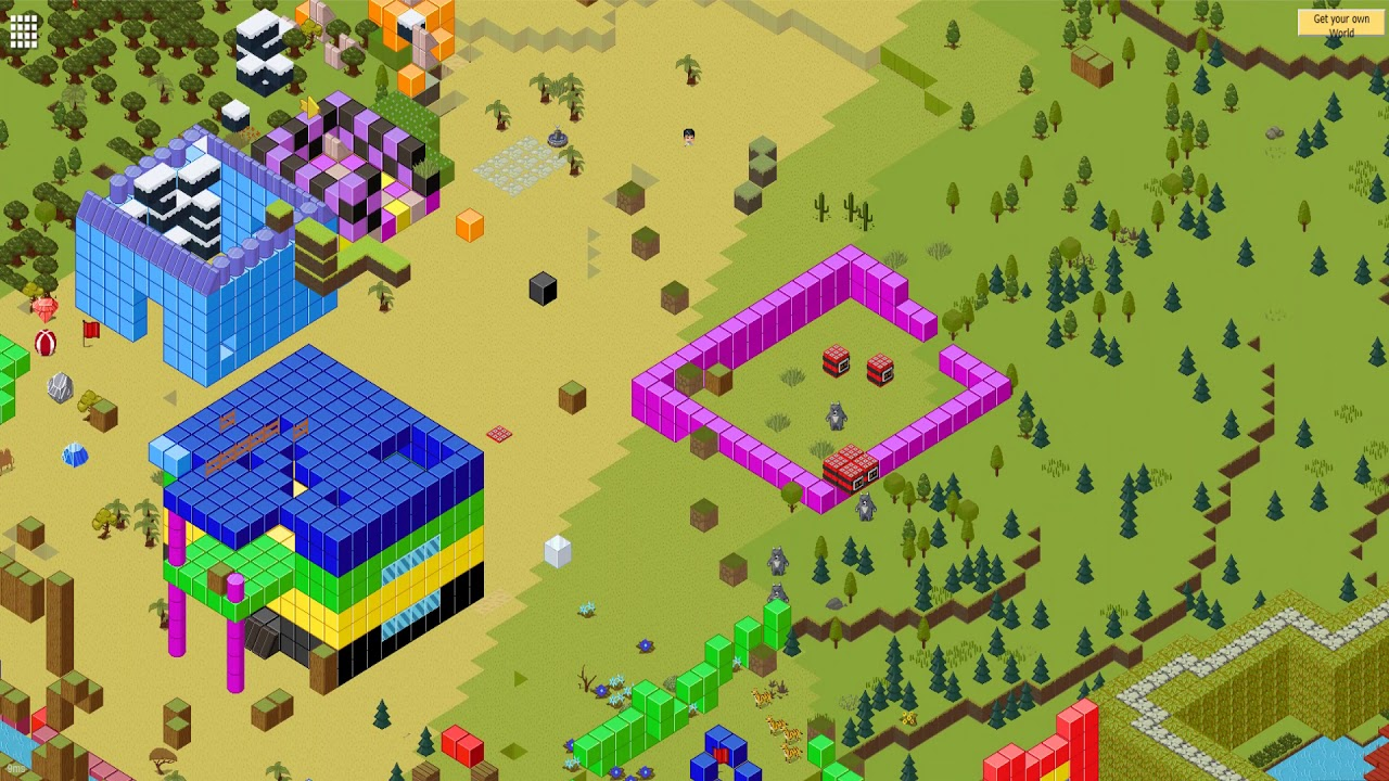 My Block World