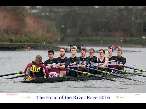 SHHRC Head of the River 2016