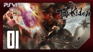 Toukiden:The Age of Demons (PSV) - Pt.1 【Prologue】