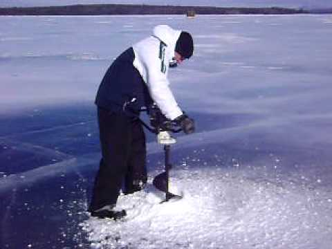 Ice fishing moosehead lake maine youtube for Maine out of state fishing license