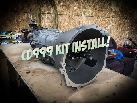 Serial Nine CD999 Kit Install