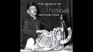 Ustad Ahmedjan Thirakwa - Teental
