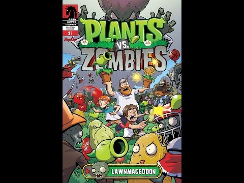 Plants Vs. Zombies #1 • Read Me Comics