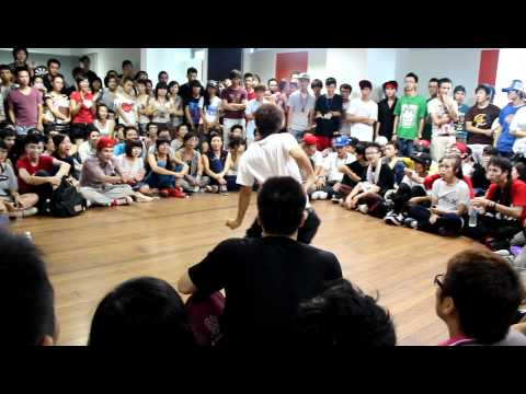 Hanoi Jam 1 vs 1 Battle Cypher Part 1