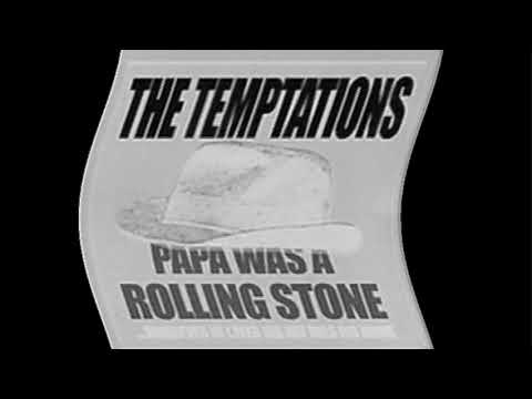 COVER The Temptations - Papa Was A Rolling Stone (SLOW ...