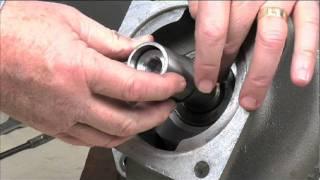 super t series pump maintenance pt 7 cartridge seal installation