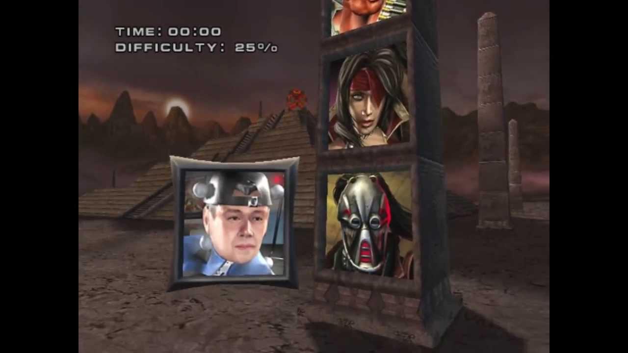 Mortal Kombat Armageddon Gameplay PS2