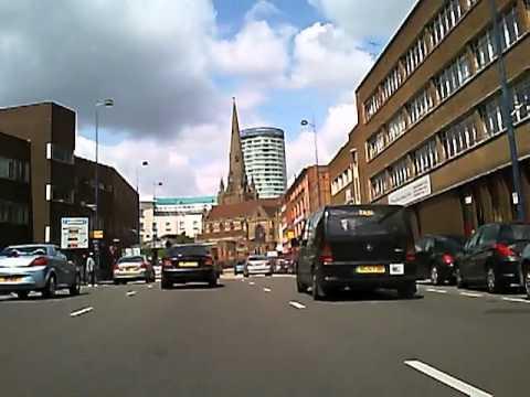 Let's Go for a Drive - Sutton Coldfield/Erdington/Digbeth/Birmingham City Centre - Veho VCC003