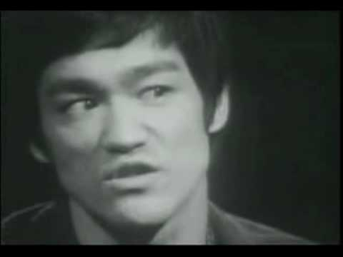 Inspirational people - Bruce Lee