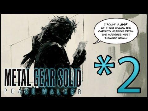 Metal Gear Solid: Peace Walker - Episode 2 - Nukes