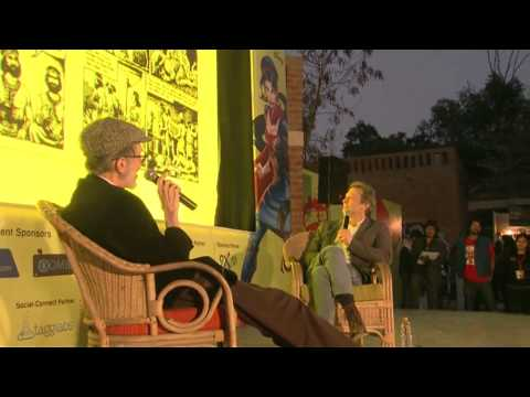 Comic Con India Special Session With Robert Crumb, conducted by Gary Groth (Part # 4)