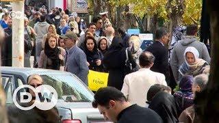 İran'a yaptırımlar en çok halkı etkiledi - DW Türkçe