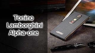 Обзор Tonino Lamborghini Alpha-one