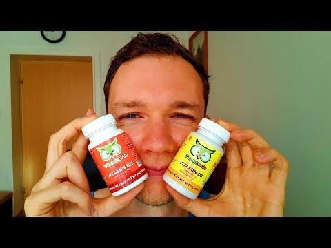Vitamin D und Vitamin B12