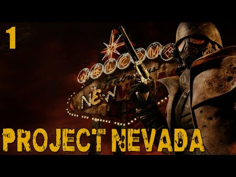 The Great Adventures of PeaceQueefer #1 (Fallout New Vegas - Project Nevada Mod)