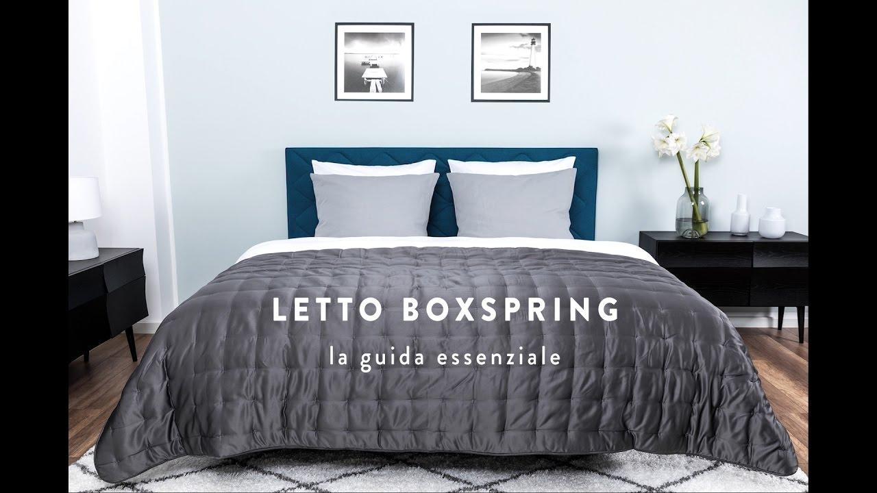 Materasso Di Crine Significato letto boxspring: tutto il piacere di un sonno perfetto | dalani