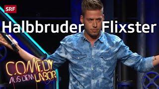 Joël von Mutzenbecher - Warm-Up - Comedy aus dem Labor