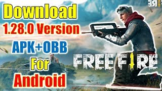 Gambar cover Download Garena Free Fire 1.28.0 APK + OBB | Download Free Fire Zombie Invasion 2019.