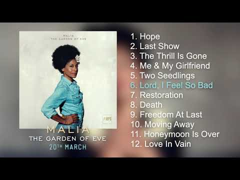 """Malia """"The Garden Of Eve"""" - Official Pre-Listening"""