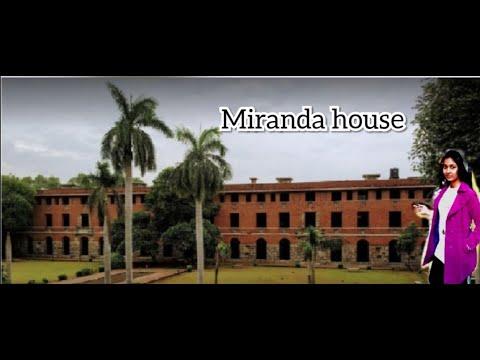 Miranda House Delhi College Tour | With DEEPSHIKHA