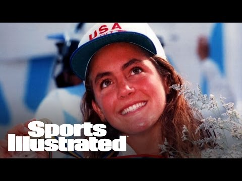 Summer Sanders Returns To Barcelona For First Time Since 1992 Olympics | Sports Illustrated