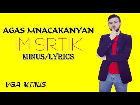 AGAS- IM SRTIK (MINUS/LYRICS)