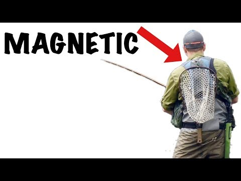 HOW TO RIG YOUR FISHING NET