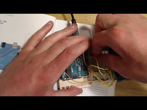 Sofox Tries The Arduino Starter Kit - Chapter 11 - Crystal Ball