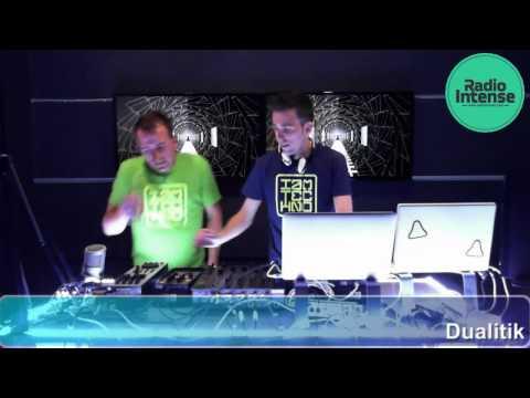 Live @ Radio Intense 29.03.2013 - Dualitik (Spain)