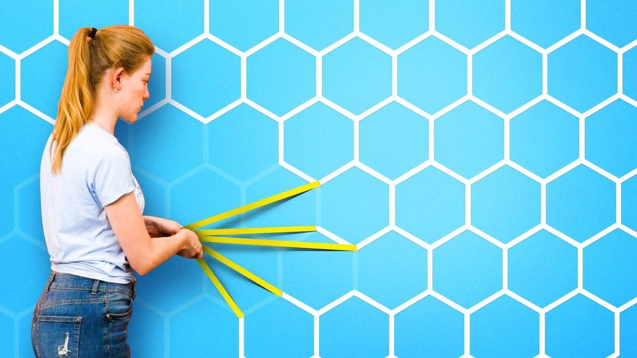 28 Ide Mengecat Dinding yang Pasti Kamu Mau Coba