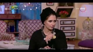 السفيرة عزيزة - أمنية طاهر - توضح خلطة من الزيوت لعلاج تساقط الشعر