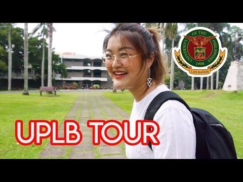 Campus Tour tayo sa UPLB!