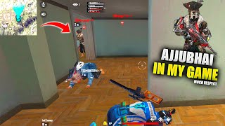 Ajjubhai In My Ranked Game Solo vs Squad | Garena Free Fire King Of Factory Fist Fight - P.K. GAMERS