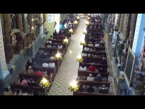 Padre Alvarito iglesia de santa catarina de siena