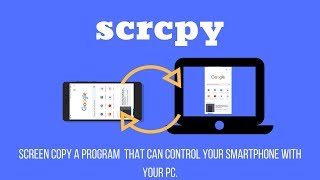 How To Download And Install Setup Scrcpy -Control Your