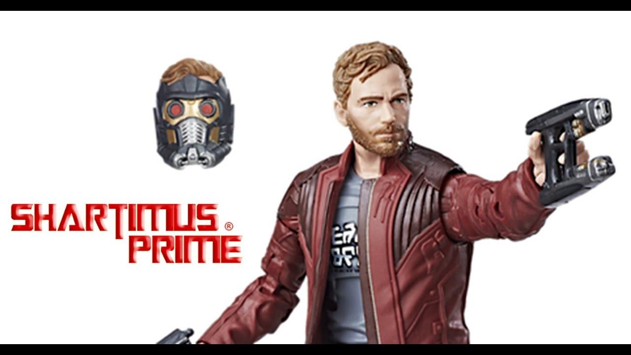 Marvel Legends Guardians Of The Galaxy Vol.2 Star-Lord