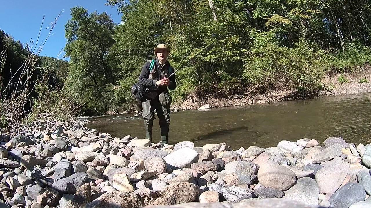 на ютубе рыбалка на таежных реках сибири