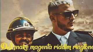 DJ snake magenta riddim ringtone
